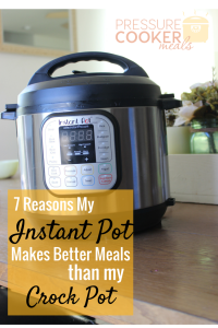 7 Reasons My Instant Pot Makes Better Meals Than My Crock Pot