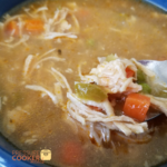 Instant Pot Chicken Tortilla Soup is a fast and easy 30-Minute Meal that everyone loves! Chock full of flavor, healthy, and simple it is sure to be a hit!
