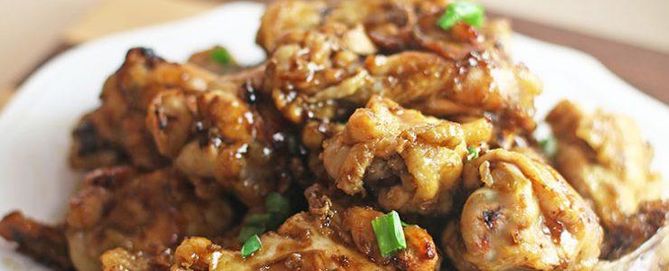 Instant Pot Asian Glazed Chicken Wings