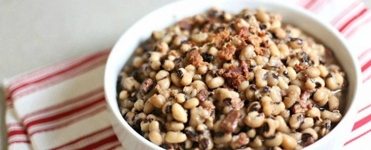 Instant Pot Black-Eyed Peas