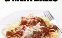 Easy Instant Pot Spaghetti & Meatballs