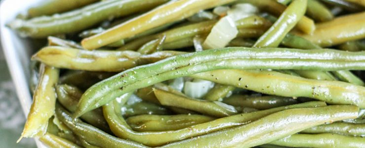 Instant Pot Southern Green Beans